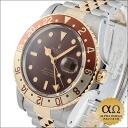 Rolex GMT Master Ref.16753 Brown dial, 1985