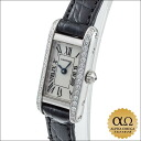 Cartier tank alone Jedai-ya Mond white gold