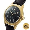 12 IWC international watch Company mark Ref.3241-003 yellow gold 1997