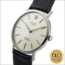 ロレックスチェリーニ Ref.4112 white gold silver dial 1999 A turn