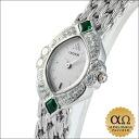 セイコークレドールプレステージ Ref.1E70-5A8A GHTE070 white gold diamond emerald white silver lam dial