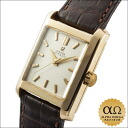 Omega square automatic Ref.OT3999 YG Japan case 1960
