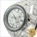 Grand SEIKO spring drive chronograph Ref.9R84-0AA0 SBGB001 sapphire crystal bezel silver dial 2013