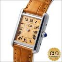 Cartier mast tank Orange dial-SM Ref.W1017654 2003 Limited Edition
