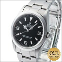 Explorer 1 Ref.14270 luminous stainless steel 1999 ROLEX EXPLORER 1 Ref.14270 LUMINOVA Ca.1999
