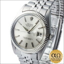 Rolex Datejust watch Ref.1601 Silver Dial SS automatic winding 1964 Sir.99xxxx