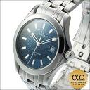 Omega Seamaster 120 m quartz movement Ref.2511.81.00 blue dial-1998, SS