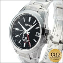 Grand Seiko 9R spring drive GMT Ref.SBGE013 9R66-0AE0 stainless steel, 2013