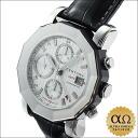 Century egos chronograph GMT Ref.606.7.D.M2i.12.15D.CYM SS White Dial