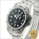Rolex Explorer 2 black dial stainless steel Ref.16570 A-1999
