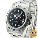 Rolex Explorer 2 black dial stainless steel Ref.16570 N-1992