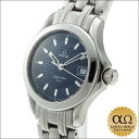Omega Seamaster blue dial Ref.2511.81.00 1998, SS