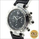 Cartier Pasha 38 mm 950 chronograph Ref.W3105155 SS placinavesel 2000s