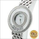 Chopard happy diamond Ref.209064-1001 White Gold Diamond dial white shell-quartz 2000s
