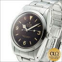 Rolex Explorer 1 Ref.1016 tropical Brown marble dial-1966, 15000 No.