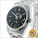 Rolex Datejust Ref.16200 Black Dial Y-2002
