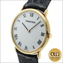 Audemars Piguet extra flat Ref.14791BA/0/0002/02 White Roman dial-1990's
