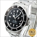 Rolex Submariner date Ref.16610 stainless steel 1999-year A No.