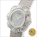 Seiko credor prestige high jewelry White Gold Diamond Bezel diamond dial-1990
