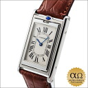 Cartier tank bass currant LM Ref.W1011358 stainless steel in 2000, around