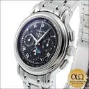 Zenith Chronomaster T Moonphase Ref.02.0240.410 stainless steel blackgyeovset Dial Bracelet 2000s