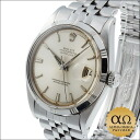 Rolex Datejust SS Ref.1603 air enginethndbezel dial silver-1961