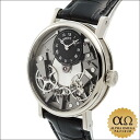 Breguet classic tradition Ref.7027 white gold PVD dial caseback hand winding 2013
