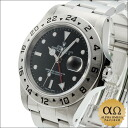 Rolex Explorer 2 black dial stainless steel Ref.16570 1999, A No.