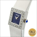 Jaguar recruit white gold bracelet Diamond Bezel dial-lapis lazuli Ref.16317 22 1970's