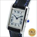Cartier mast tank SM quartz nabyloman White Dial-1997