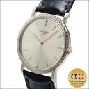 Patek Philippe Calatrava Ref.3520DG WG white gold hand winding Silver Dial bnal