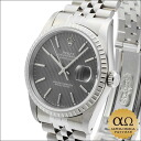 [* 2: product name required, Rolex Datejust Ref.16220 1991, X no.
