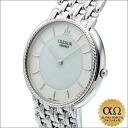 Seiko credor prestige Ref.8J80-6A90 GBAT025 WG white gold Opal set dial-2004