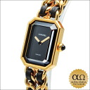 Chanel premiere Ref.H0001 yellow gold plated M