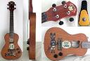 Ukulele Duo U900 signature electric guitar ukulele including the aNueNue aNN-900E U900 model electric ukulele net