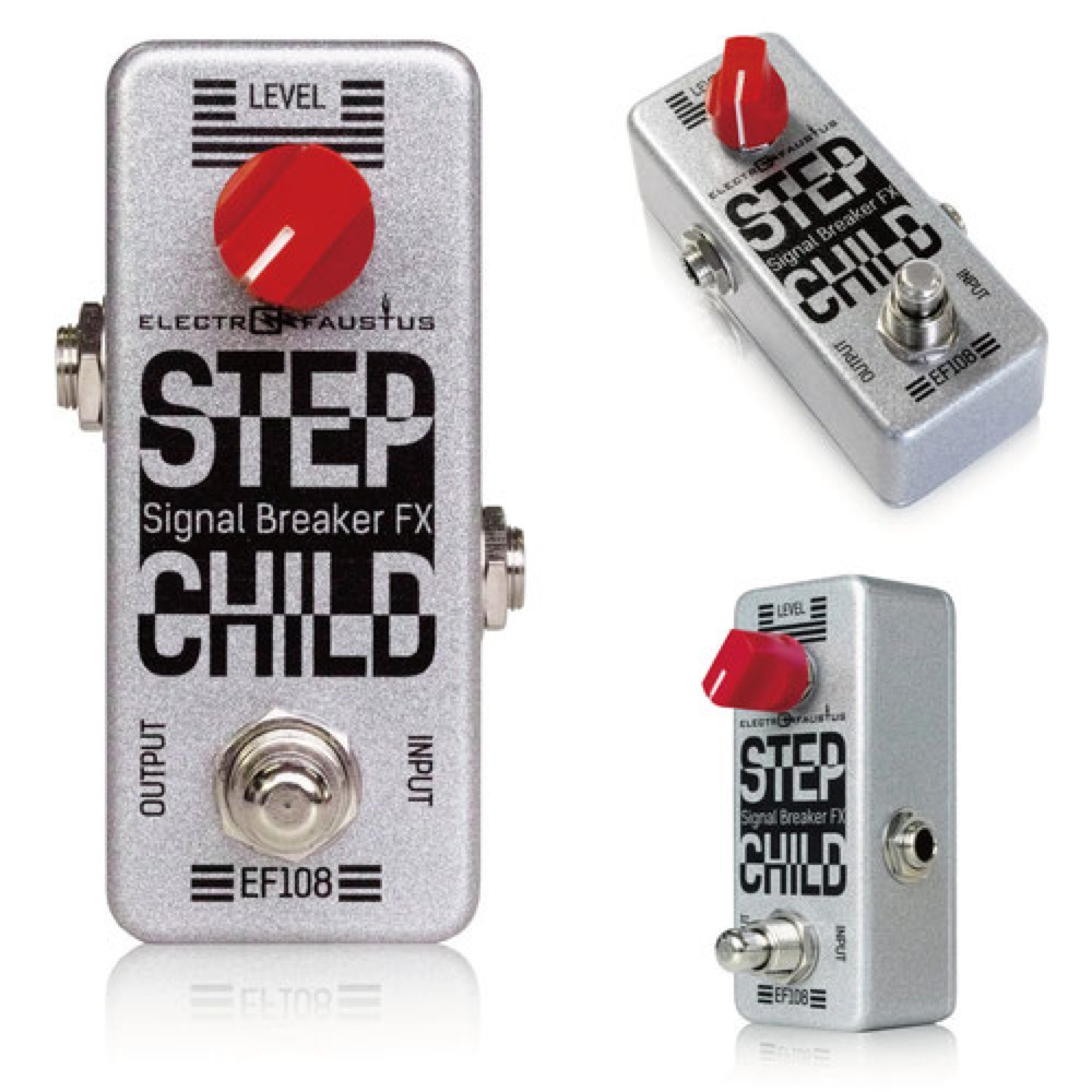 Electro-Faustus EF108 Step Child ���ե�������
