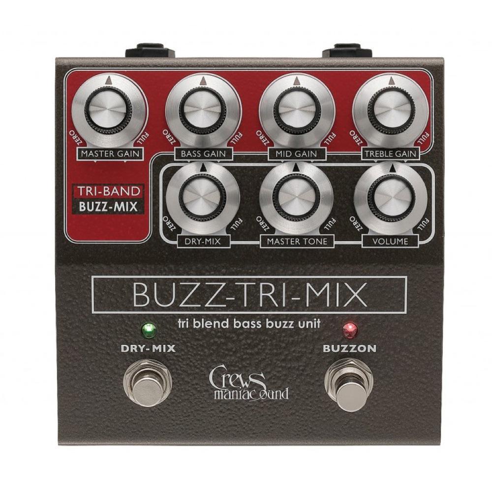 Crews Maniac Sound Buzz-Tri-Mix �١����ե��� ���ե�������