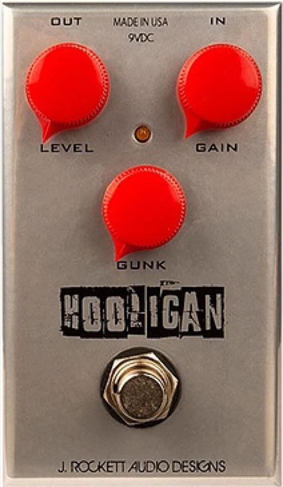 J Rockett Audio Designs (JRAD) HOOLIGAN ���������ե�������