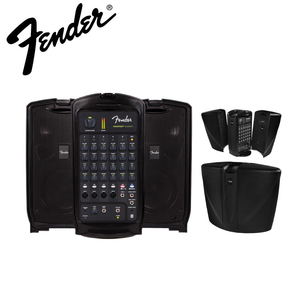 Fender Passport EVENT Bluetooth��� �ݡ����֥�PA�����ƥ�