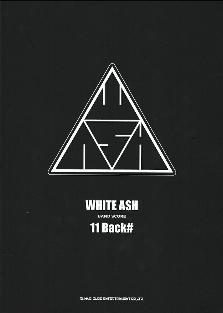 WHITE ASH BAND SCORE 11 Back�� ���󥳡��ߥ塼���å�