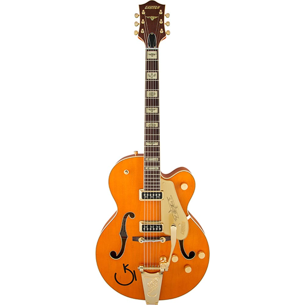 GRETSCH G6120T-55 VS Vintage Select Edition '55 Chet Atkins ���쥭������