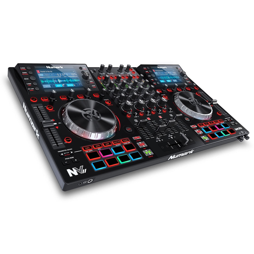 Numark NV II Serato DJ�� DJ����ȥ?�顼