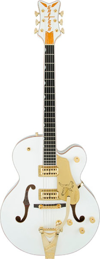 GRETSCH G6136T WHT Players Edition Falcon ���쥭������