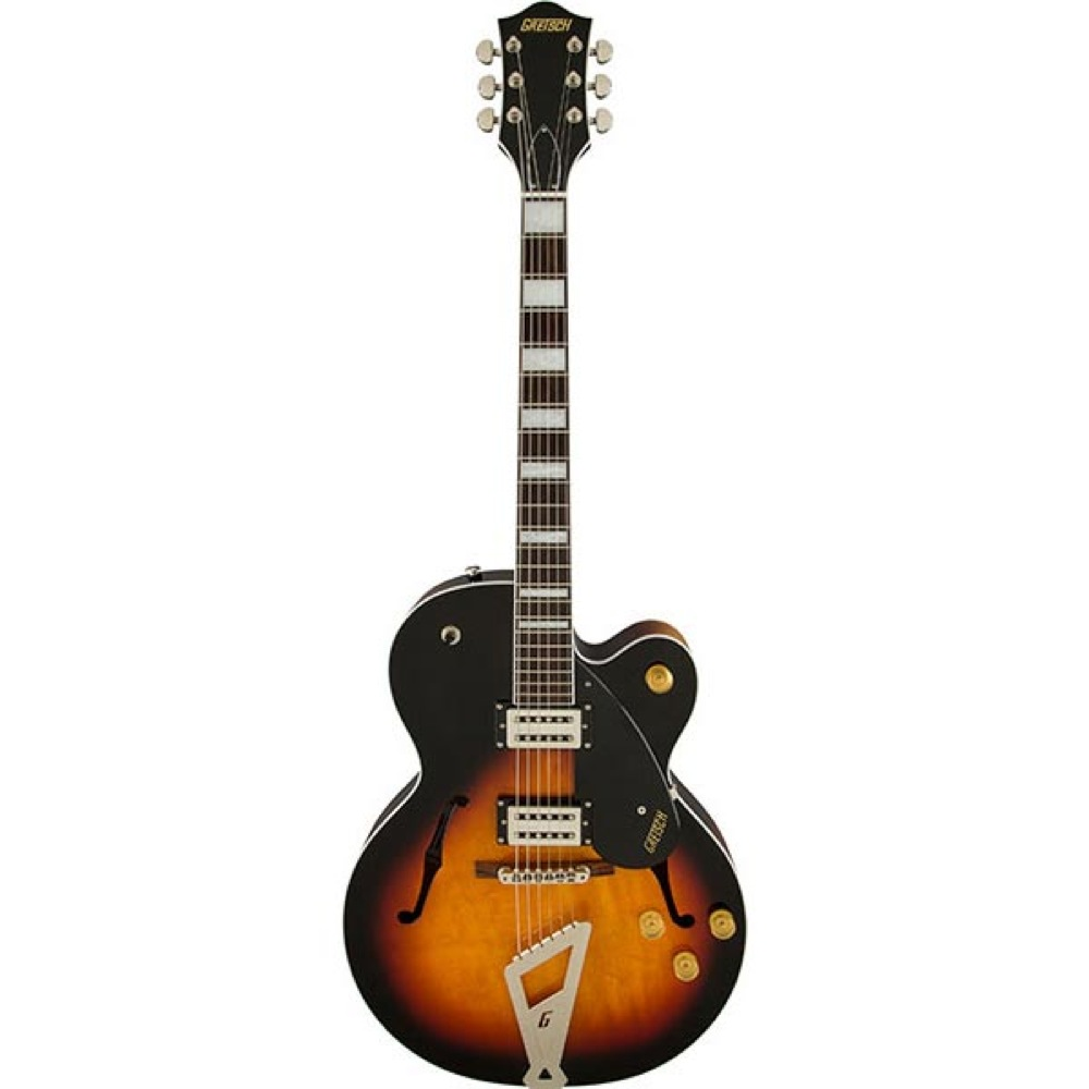 GRETSCH G2420 Streamliner Hollow Body with Chromatic II Tailpiece ���쥭������