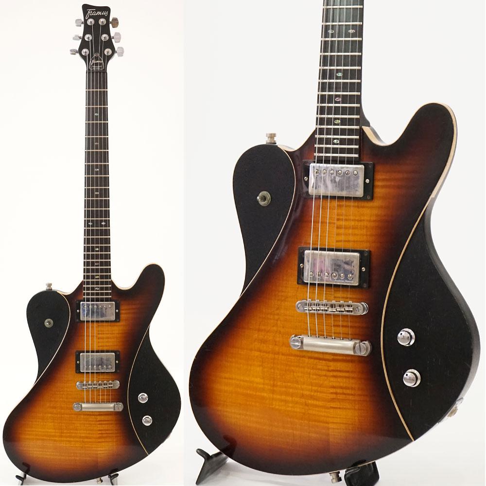 Framus Pro series Idolmaker VI SBST AGED エレキギター