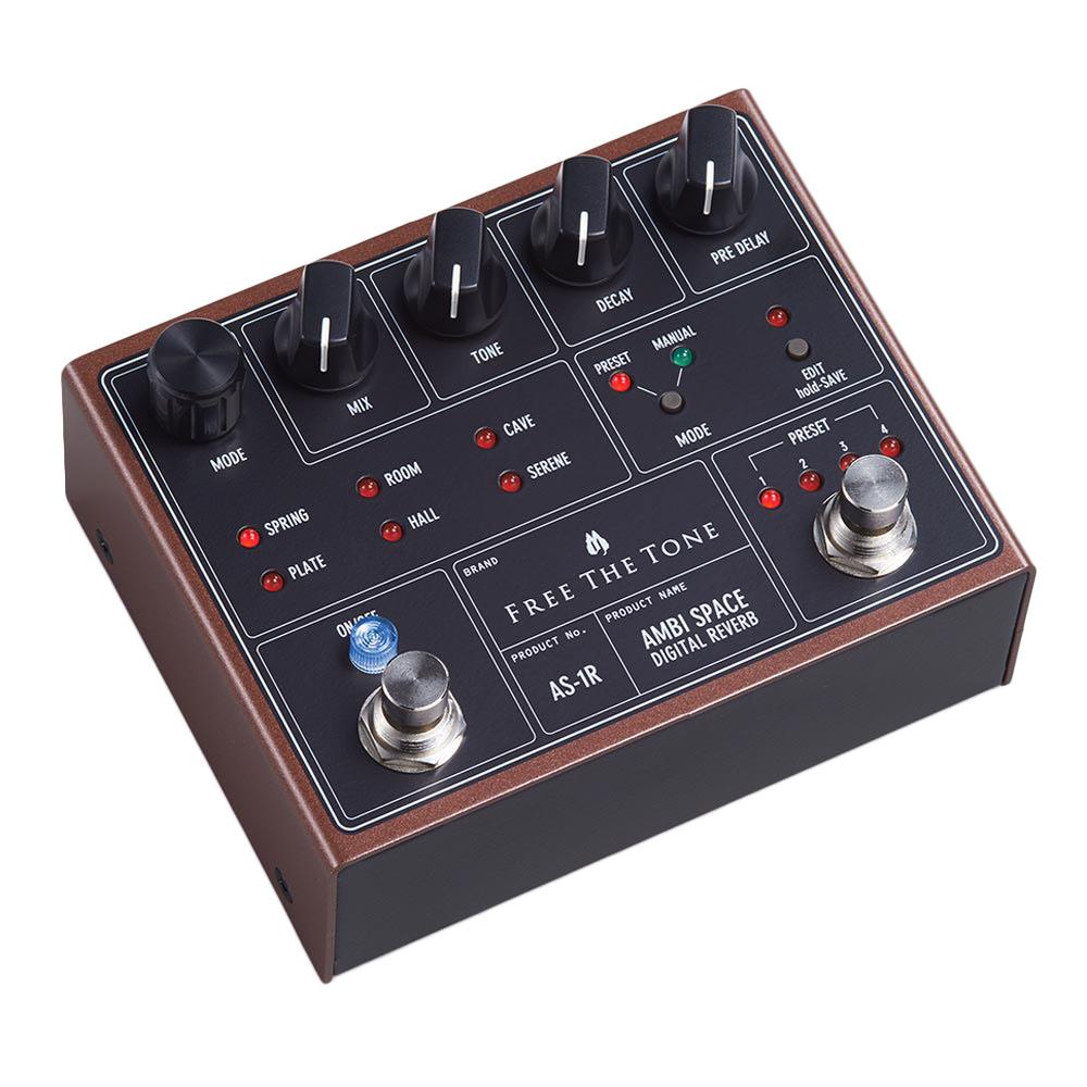 Free The Tone AS-1R