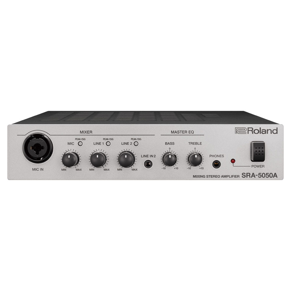 Roland SRA-5050A Mixing Stereo Amplifier �ѥ�����