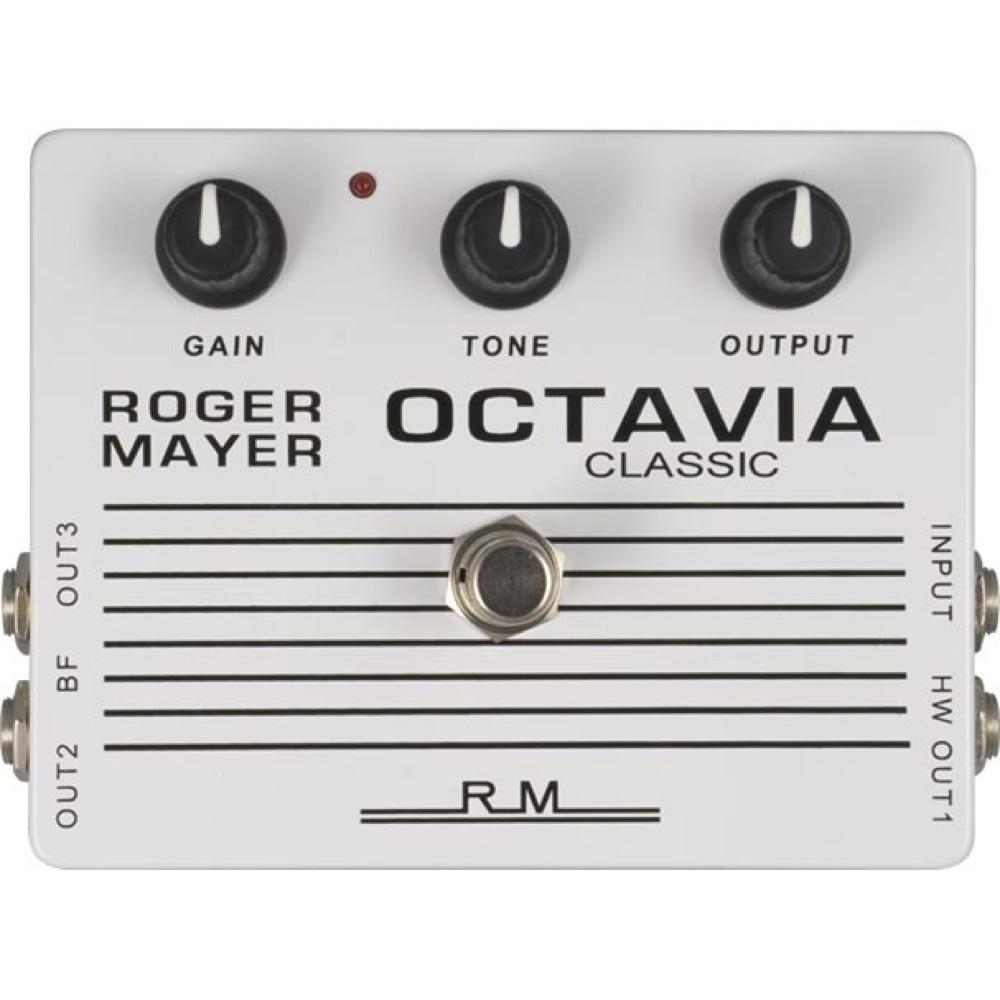 ROGERMAYER Ovtavia Classic オクタヴィア ギターエフェクター