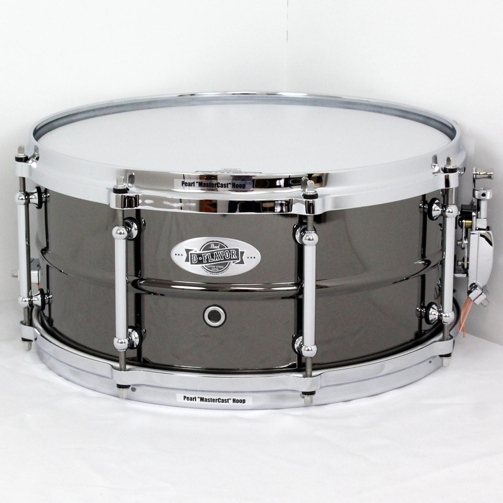 Pearl DFL 1465BR-03 D-Flavor Brass Snare Drum スネアドラム