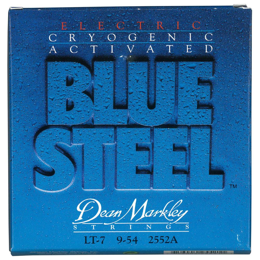 Dean Markley 2552A Light 7 String Blue Steel 9-54 7弦ギター用 エレキギター弦